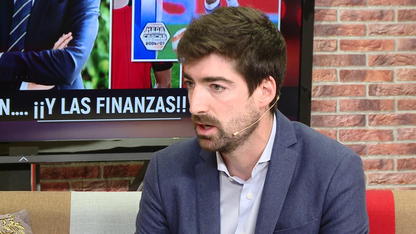 Temporada 4 Programa 1.004 - Javier Arizmendi, del fútbol a las finanzas