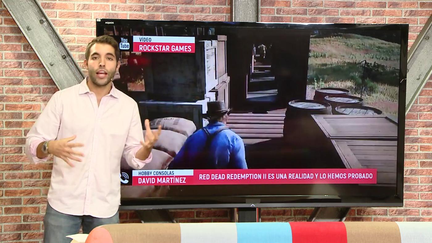 Temporada 4 Programa 994 - ¡Ya está disponible el Red Dead Redemption II!