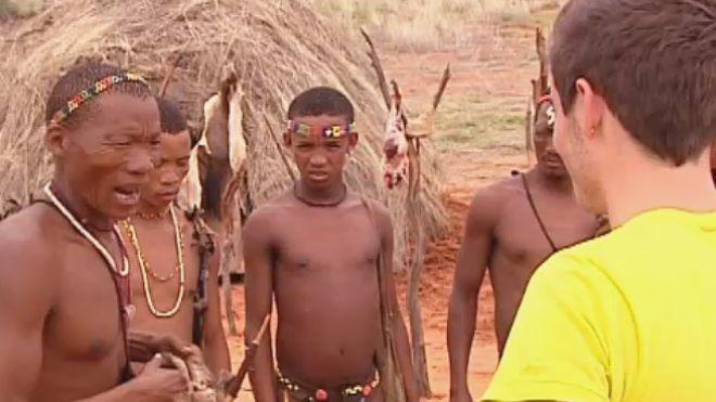 Temporada 1 Programa 3 - El castigo de los Bushmen