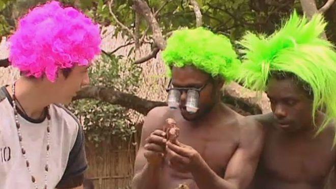 Temporada 2 Programa 17 - Los Nakulamen descubren los yo-yos