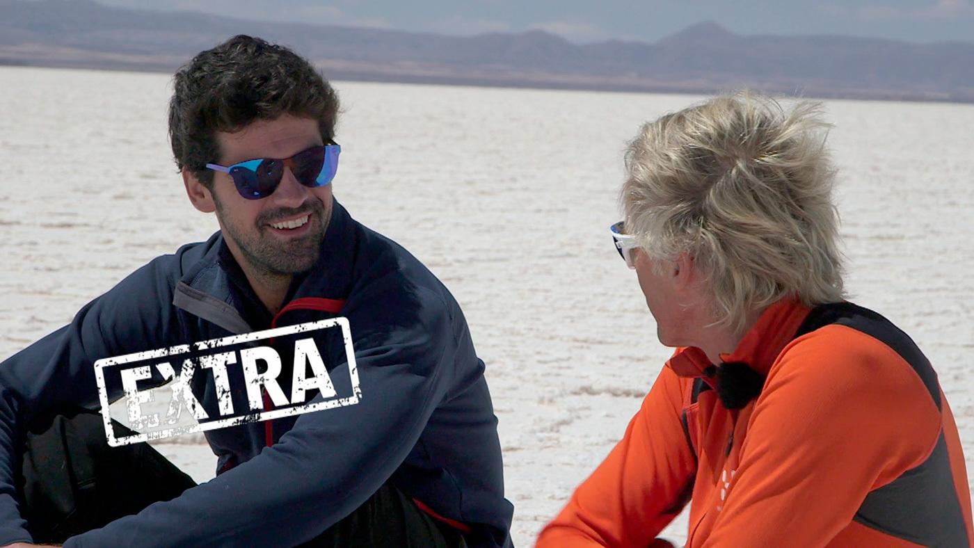 Extras Momentos inéditos de la aventura con Miguel Ángel Muñoz - Extras 13