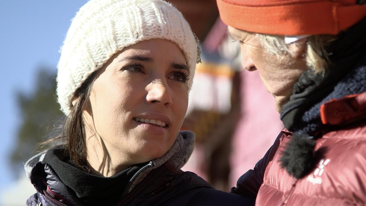 Temporada 5 Programa 34 - India Martínez y Jesús Calleja, camino al Everest