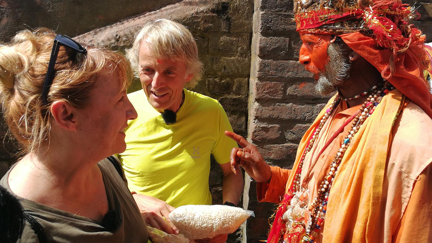 Temporada 6 Programa 40 - La India más espiritual, con Blanca Portillo