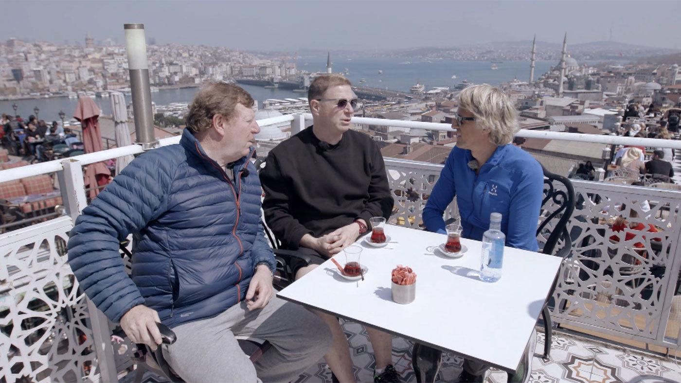 Temporada 7 Programa 44 - Los Morancos se enfrentan a diferentes retos físicos en Turquía