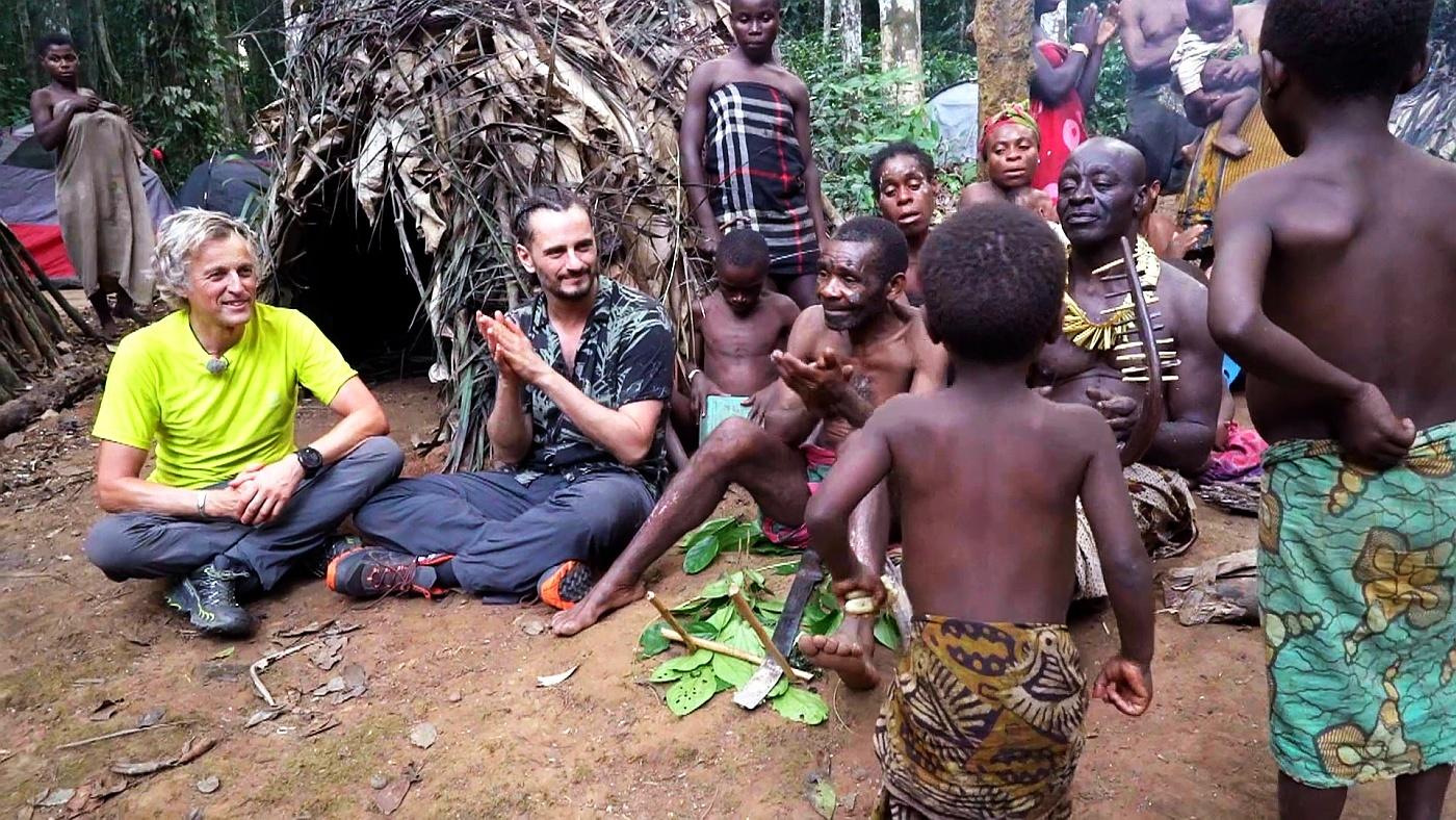 Temporada 7 Programa 45 - Descubriendo a los Baka en Camerún, con Asier Etxeandía