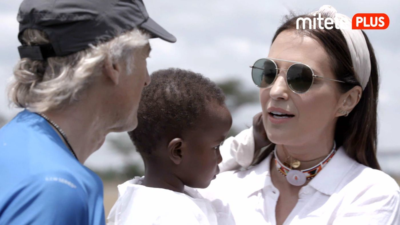 Temporada 8 Programa 54 - Aventura en Kenia con Paula Echevarría