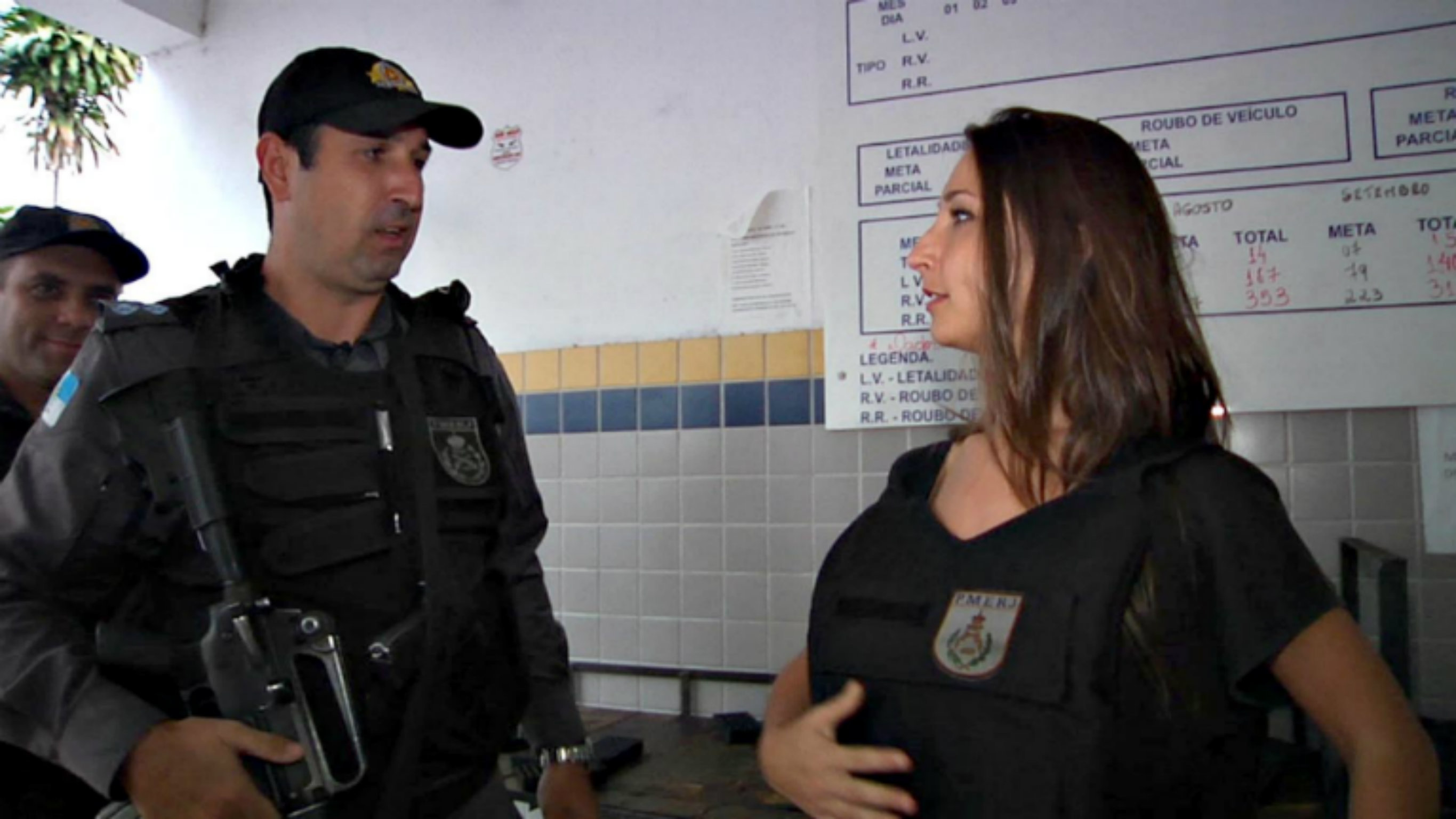 Temporada 1 Programa 1 - Río de Janeiro