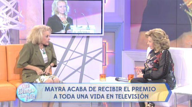 2014 Programa 405 - Nos visita Mayra Gómez Kemp