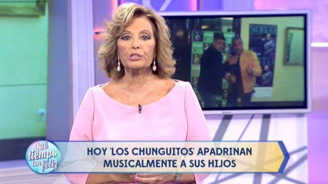2014 Programa 415 - Los Chunguitos apadrinan musicalmente a sus hijos