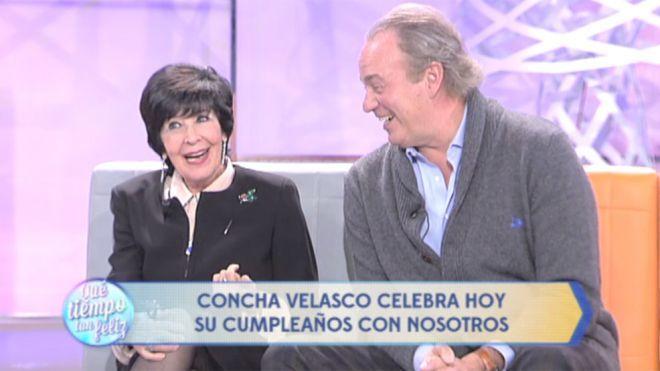 2014 Programa 448 - Concha Velasco y Bertín Osborne