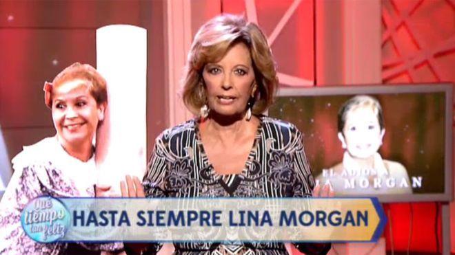 2015 Programa 516 - Homenaje a Lina Morgan