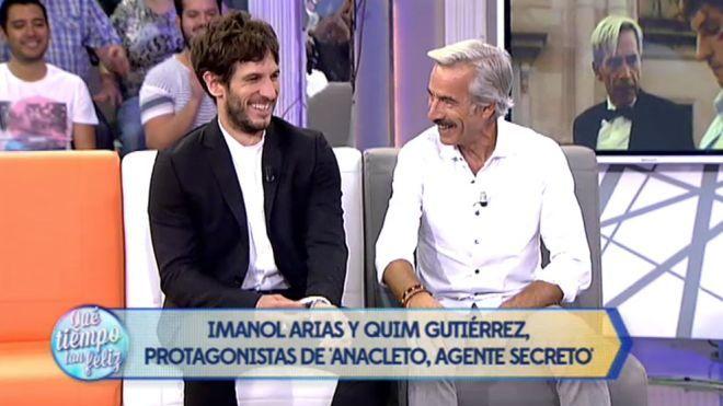 2015 Programa 520 - Quim Gutiérrez e Imanol Arias