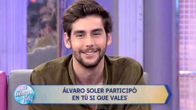 2015 Programa 527 - Álvaro Soler