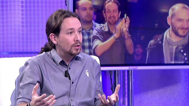 2015 Programa 539 - Con Pablo Iglesias y J.J. Vázquez