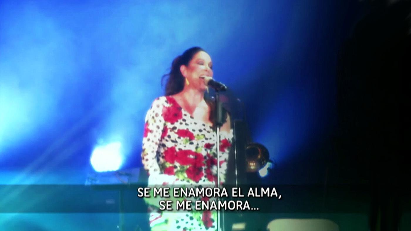 2017 Programa 658 - Las horas previas al concierto de Isabel Pantoja