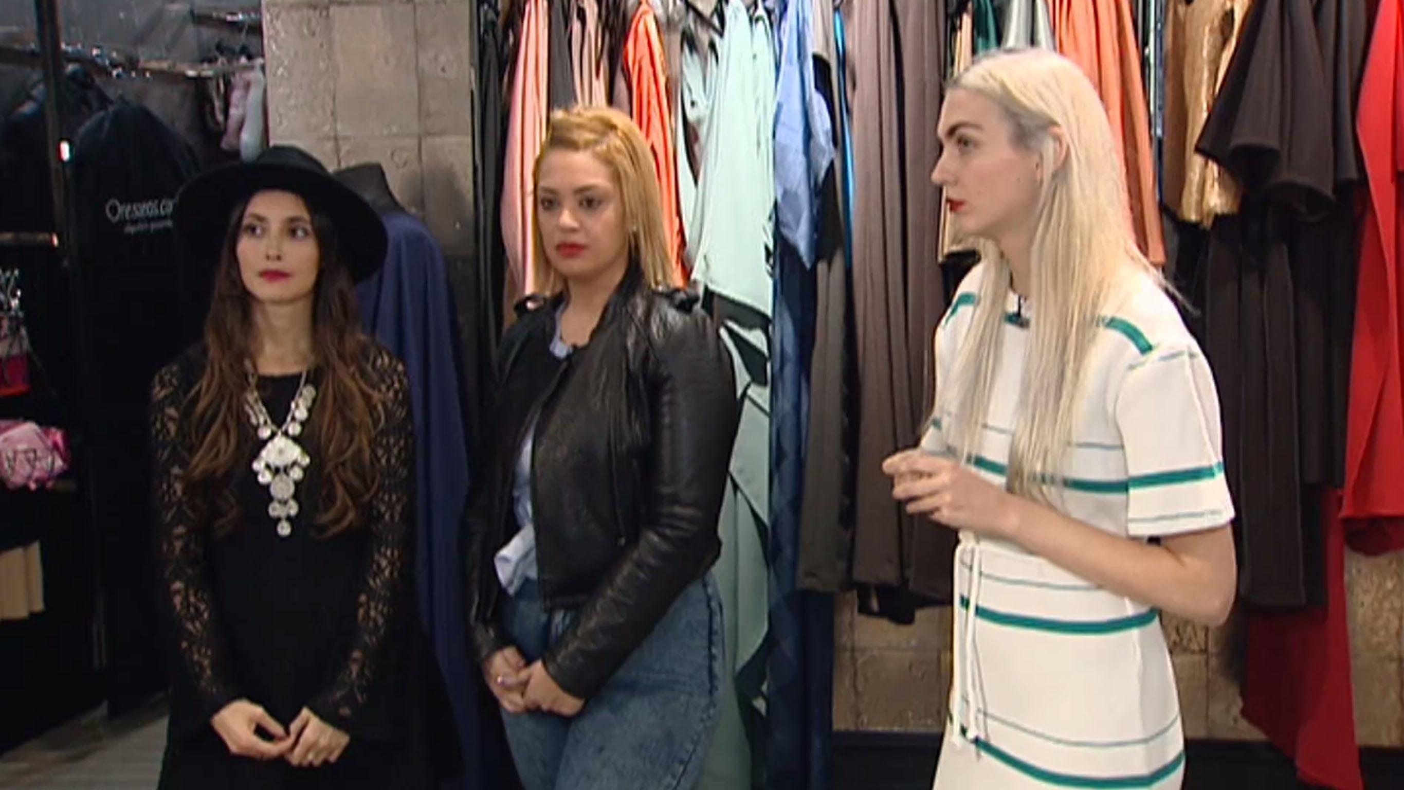 Temporada 2 Programa 69 - Claudia y Esther cumplen su castigo