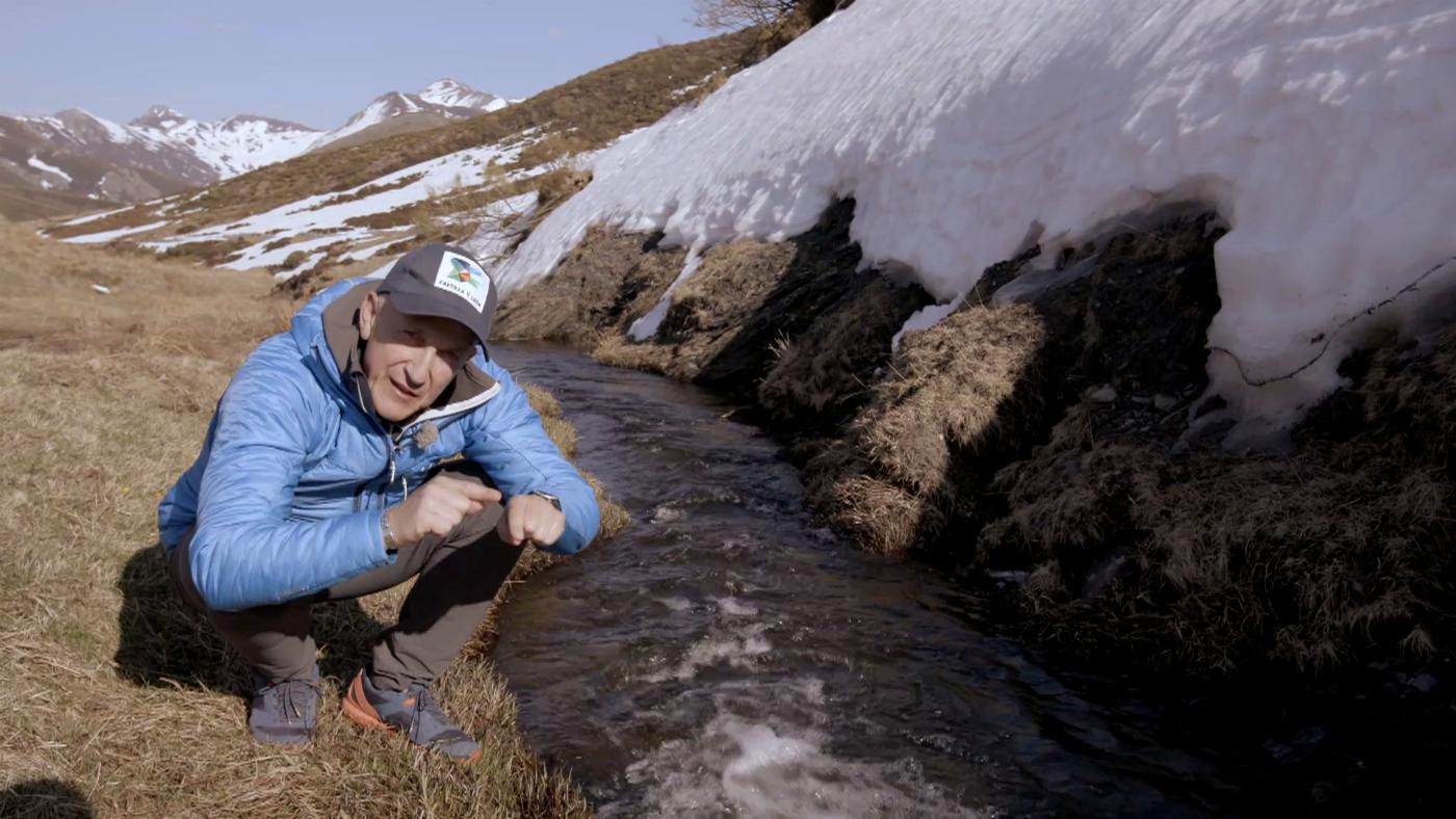 Temporada 3 Programa 18 - Invierno en el río (León)