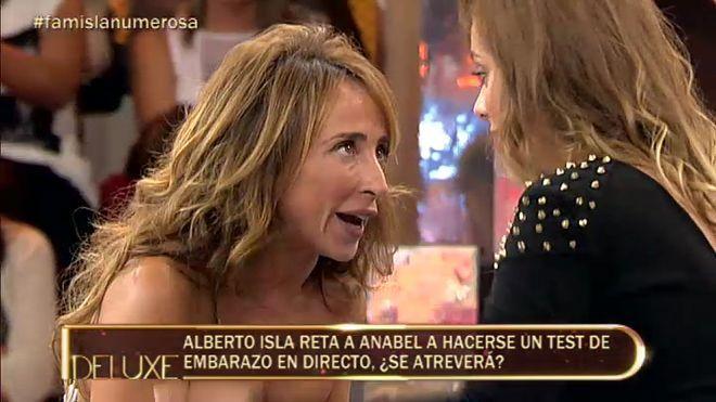 2014 Programa 289 - Anabel, ¿embarazada de Alberto Isla?