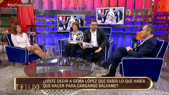 2015 Programa 321 - Polideluxe a Víctor Sandoval