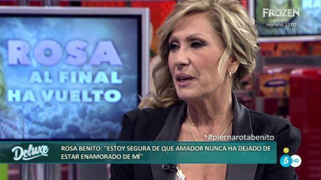 2015 Programa 359 - Vuelve Rosa Benito