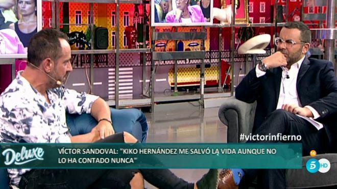 2016 Programa 386 - Víctor Sandoval y su salvador, Kiko Hernández