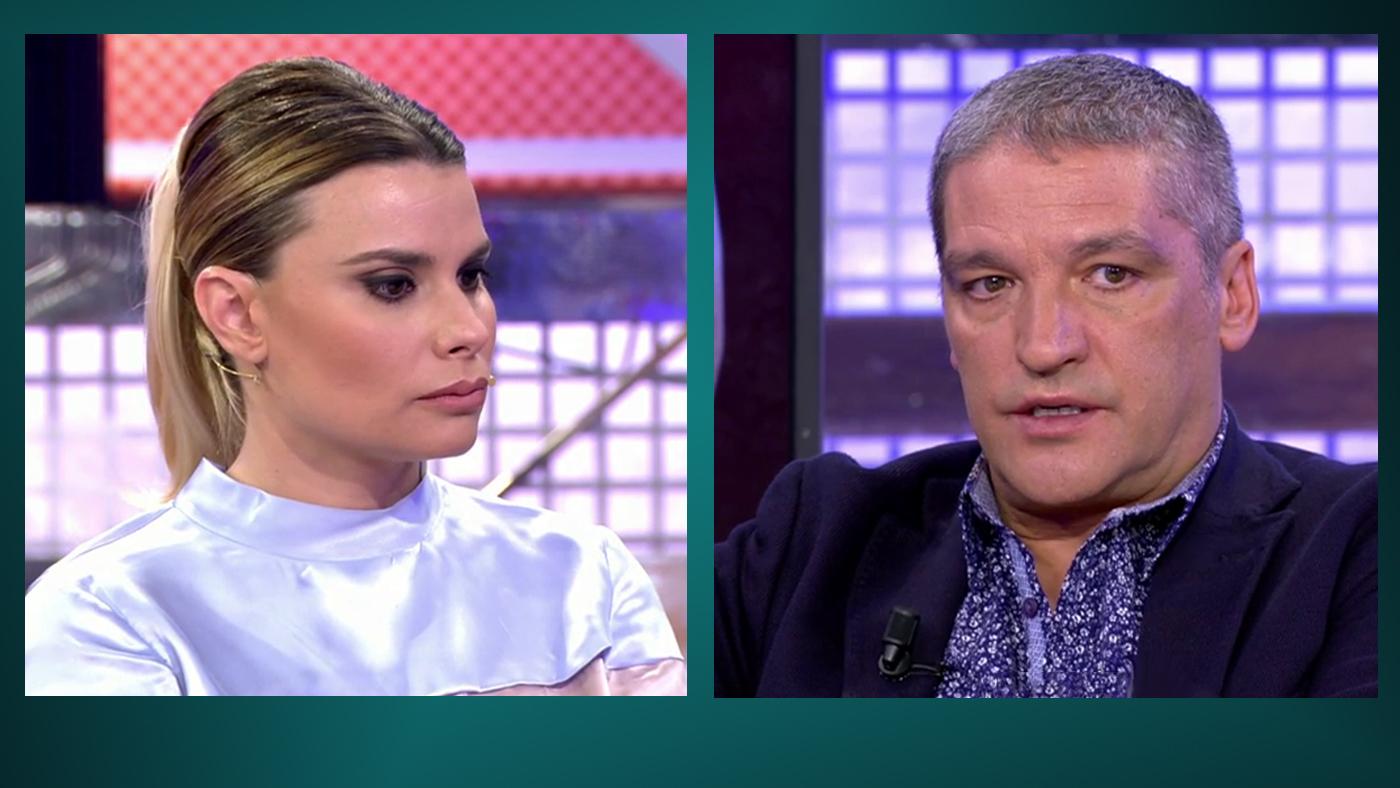2018 Programa 475 - El tercer grado de María Lapiedra a Gustavo González