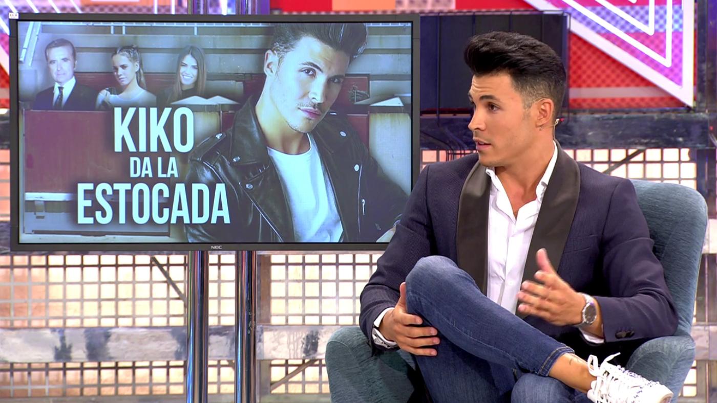2019 Programa 551 - La entrevista más sincera y polémica de Kiko Jiménez