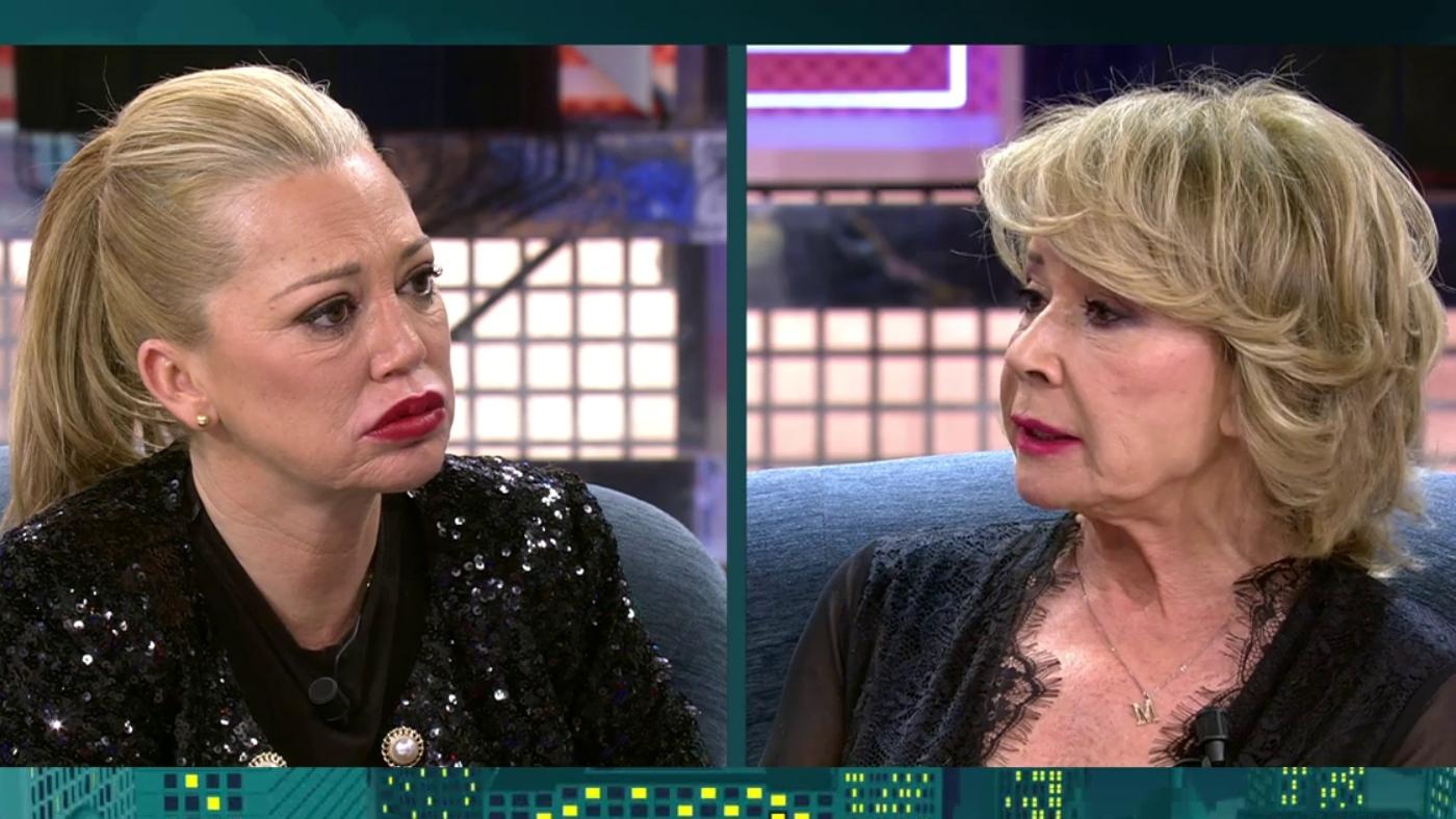 2020 Programa 569 - Belén Esteban y Mila Ximénez, el cara a cara más tenso