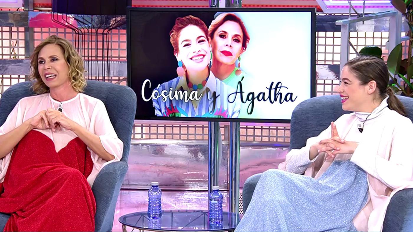 2020 Programa 596 - Las confesiones más sorpendentes de Ágatha Ruiz de la Prada y Cósima Ramírez