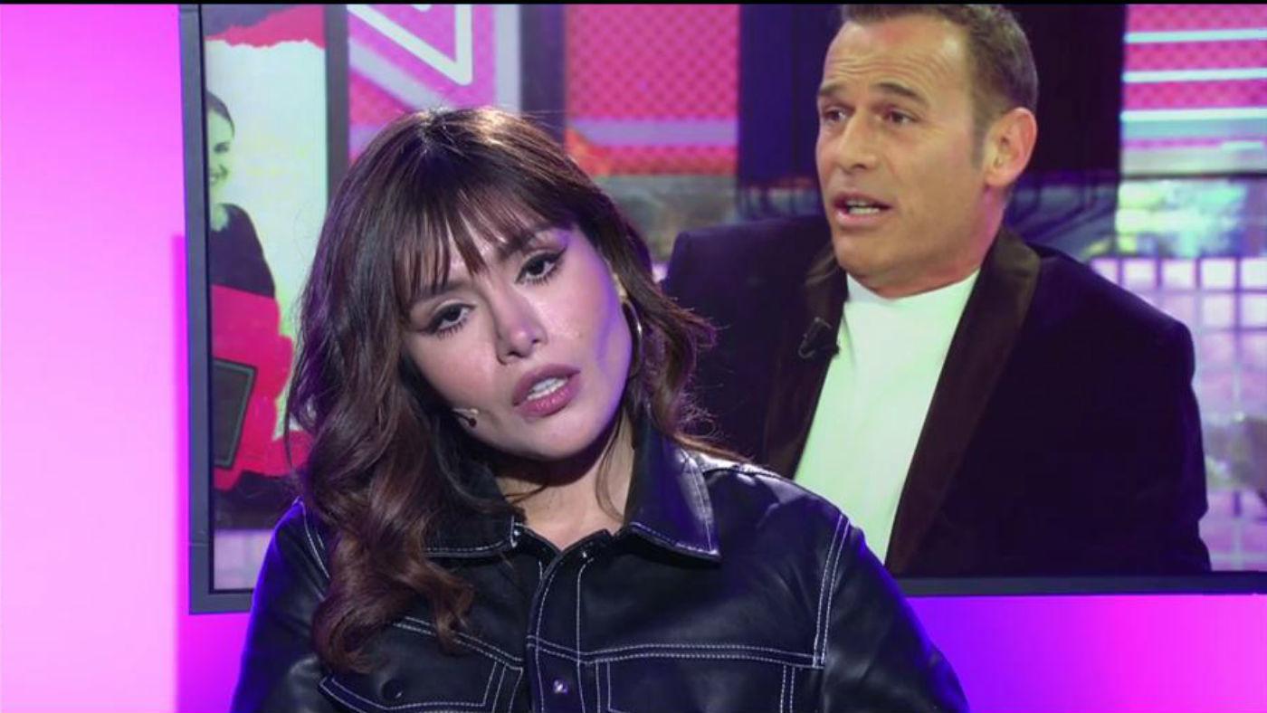 2019 Naranja 17/12/2019 - Miriam Saavedra está preocupada por Carlos Lozano