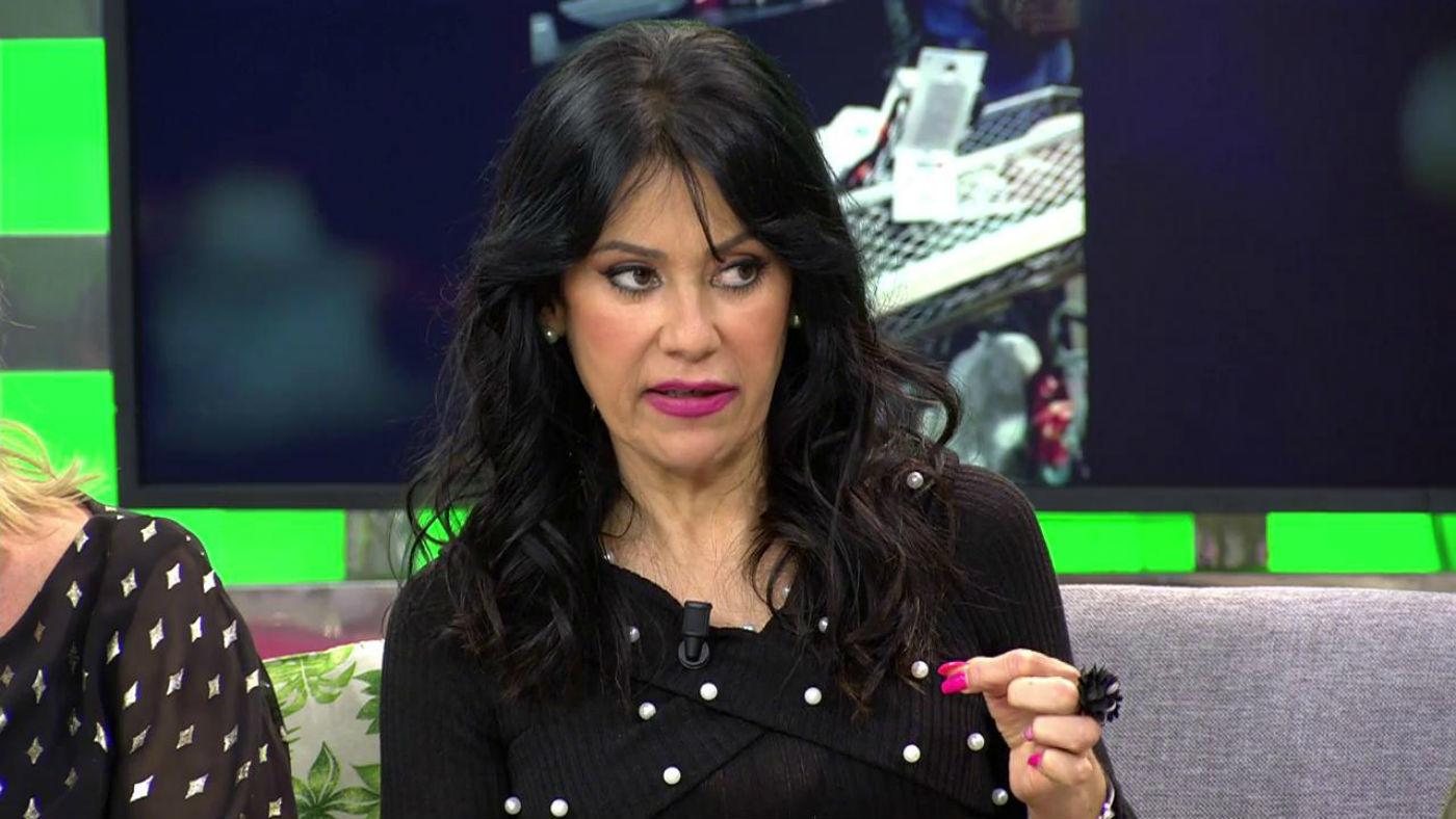 2019 Naranja 27/12/2019 - Maite Galdeano saca las garras por Sofía
