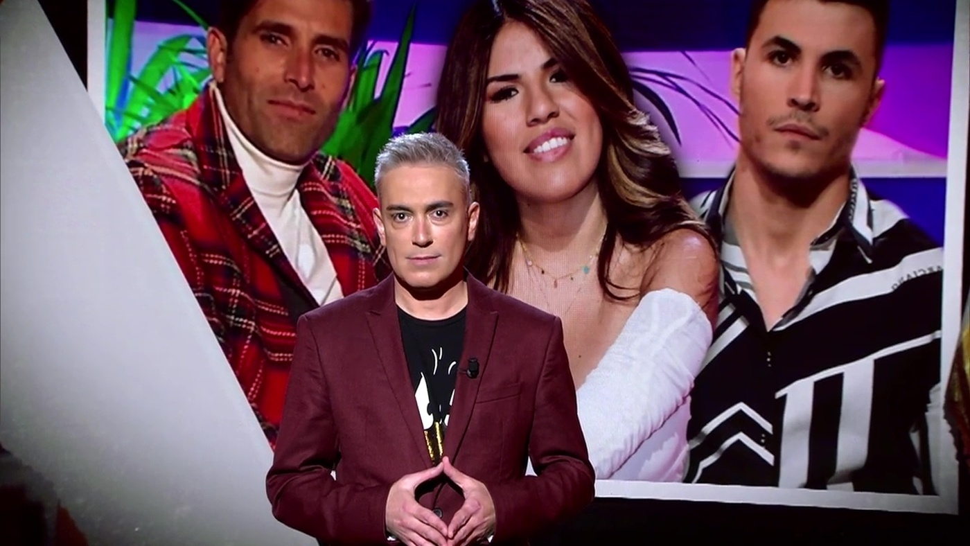 2020 Limón 09/12/2020 - El supuesto 'trío' de Isa, Efrén y Kiko Jiménez