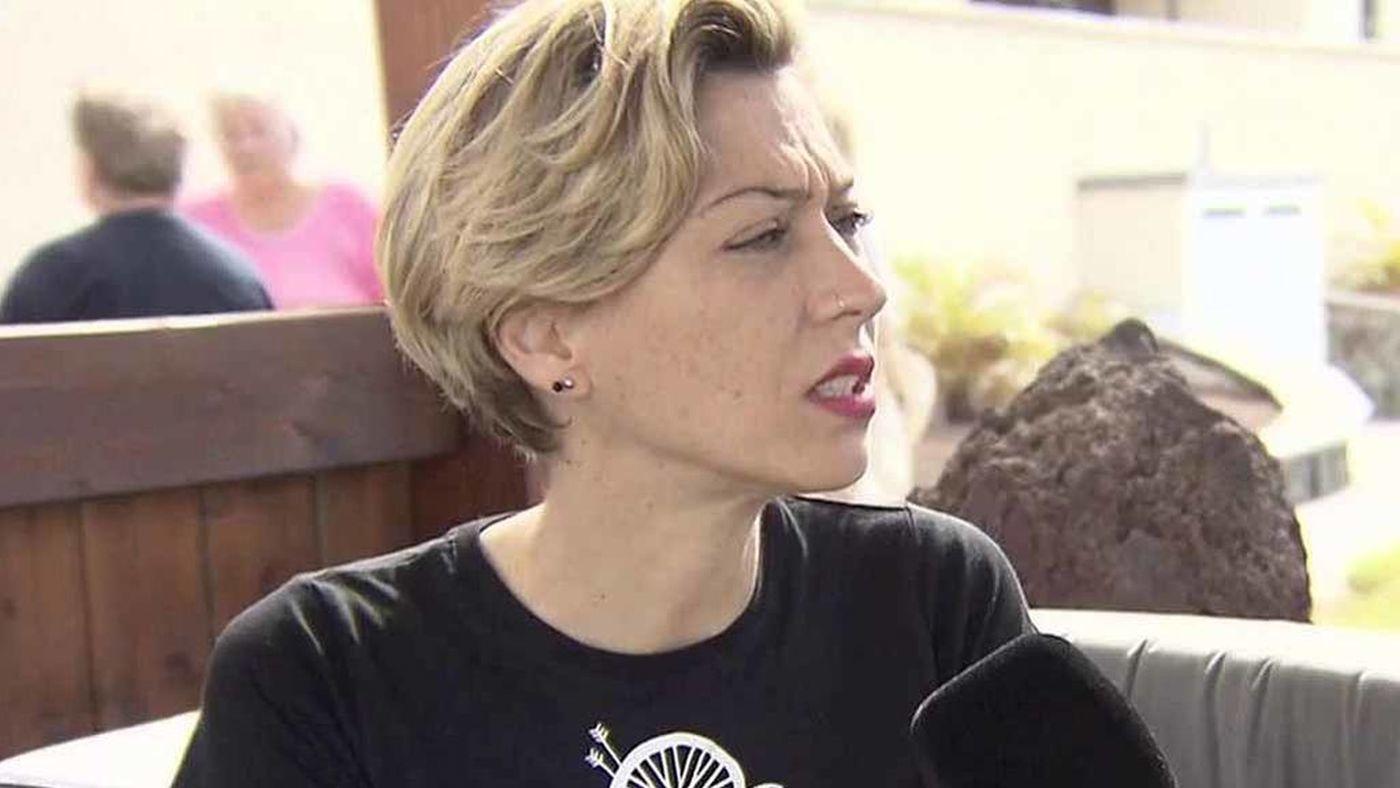 2020 Naranja 14/12/2020 - Primeras palabras de Fayna tras la sentencia contra Carlos