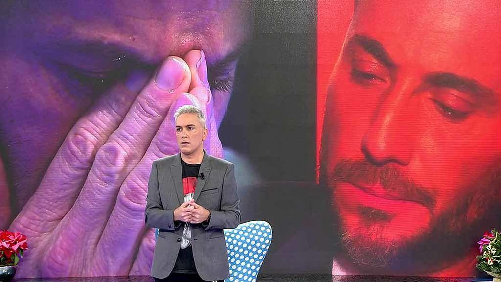 2020 Naranja 16/12/2020 - Antonio David acusa a 'Sálvame' de complot