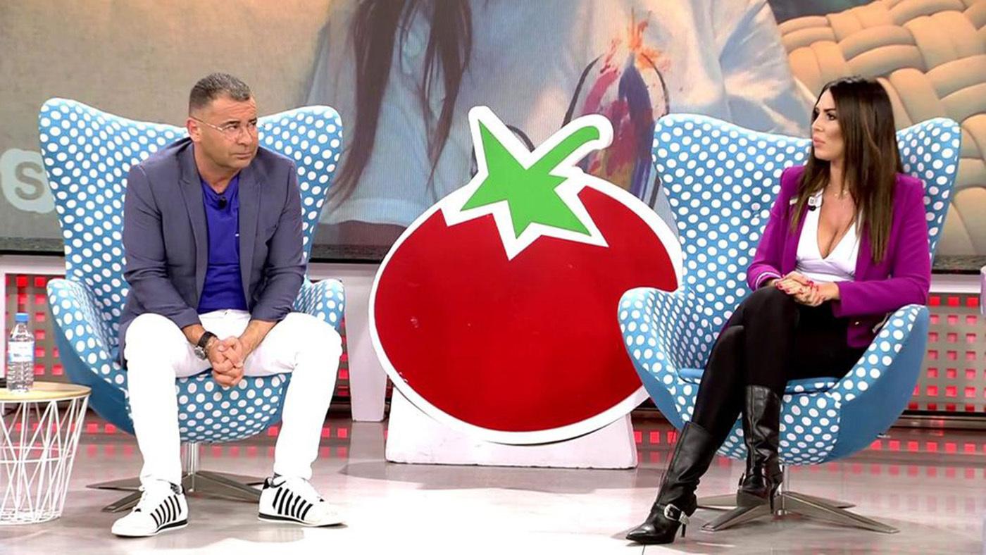 2020 Tomate 16/10/2020 - Chabeli asegura que Irene ha pillado a Kiko Rivera tonteando con una chica