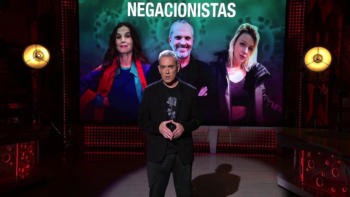 2021 Limón 14/04/2021 - Edmundo Arrocet se une a la liga de los negacionistas