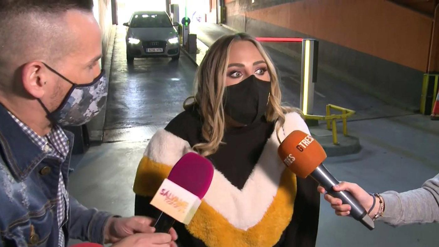2021 Limón 21/04/2021 - Rocío Flores, ante la entrevista de su madre: