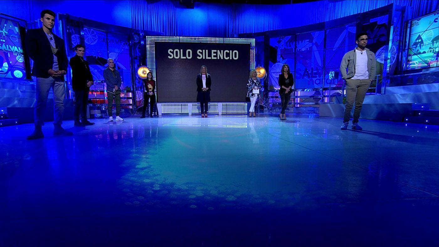 2021 Limón 29/04/2021 - Dolor y silencio: la respuesta de 'Sálvame' al testimonio de Rocío Carrasco