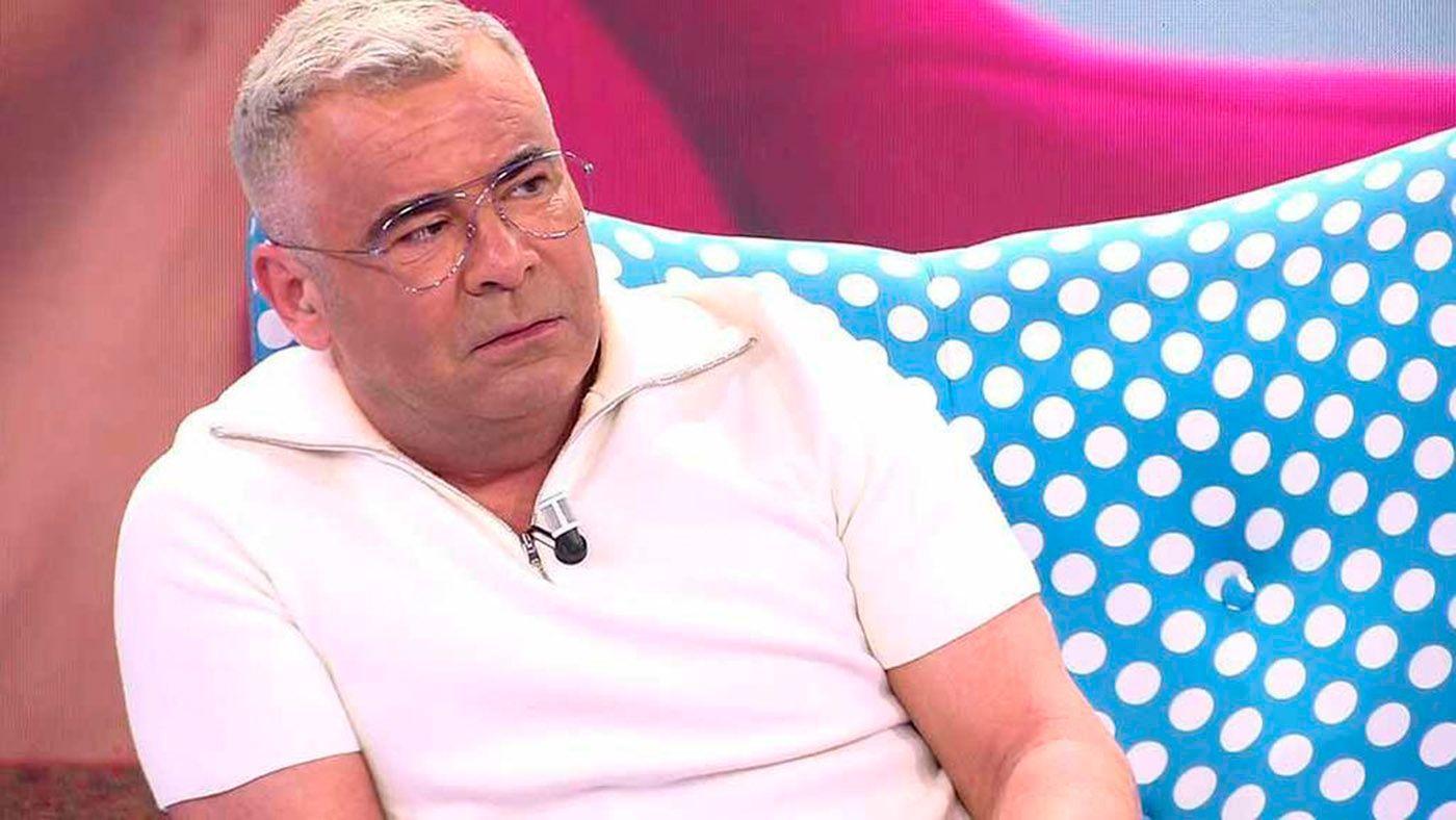 2021 Naranja 09/04/2021 - Jorge Javier Vázquez ha hablado con Rocío Carrasco tras la emisión del documental