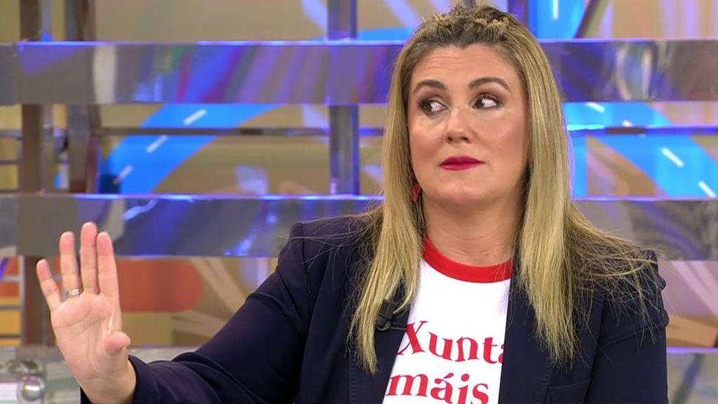 2021 Naranja 29/04/2021 - Antonio Montero choca con Carlota por el documental de Rocío