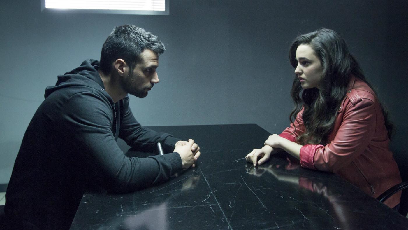 Temporada 1 Capítulo 11 - El encuentro entre Laura y Andrés