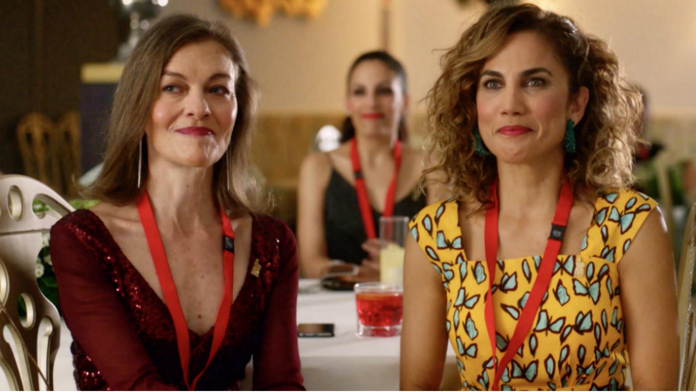 Temporada 1 Capítulo 4 - Señoras empoderadas
