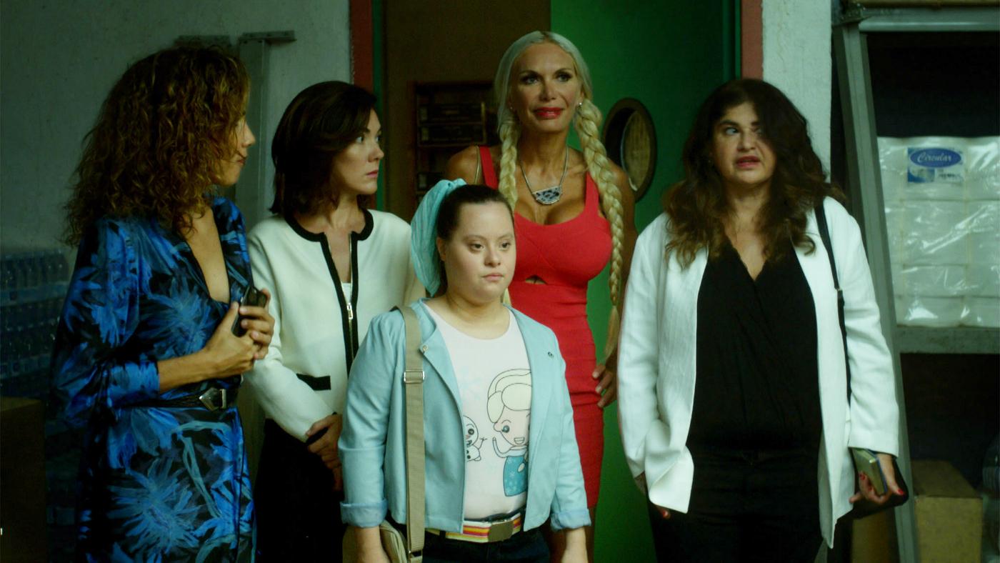 Temporada 1 Capítulo 5 - Señoras sin blanca