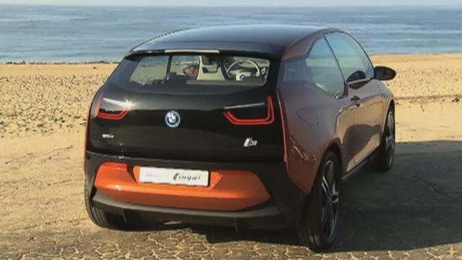 2013 Programa 12 - Un BMW cien por cien eléctrico