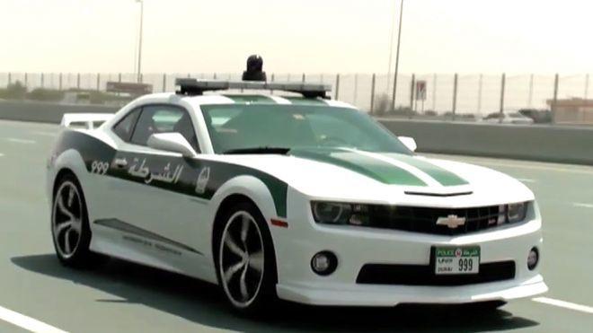 2013 Programa 16 - La increíble flota de la policía de Dubai