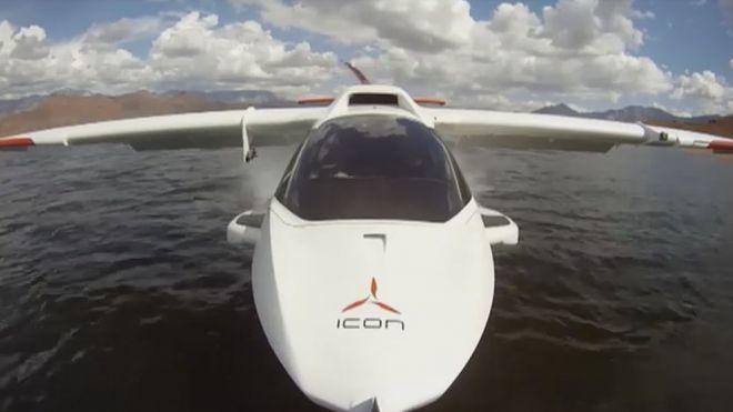 2013 Programa 19 - Icon Aircraft
