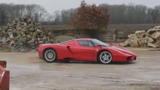 2013 Programa 22 - Locuras con un Ferrari Enzo