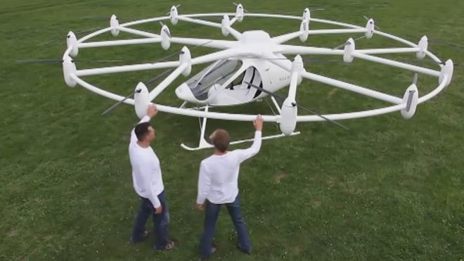 2013 Programa 40 - Un helicóptero eléctrico revolucionario
