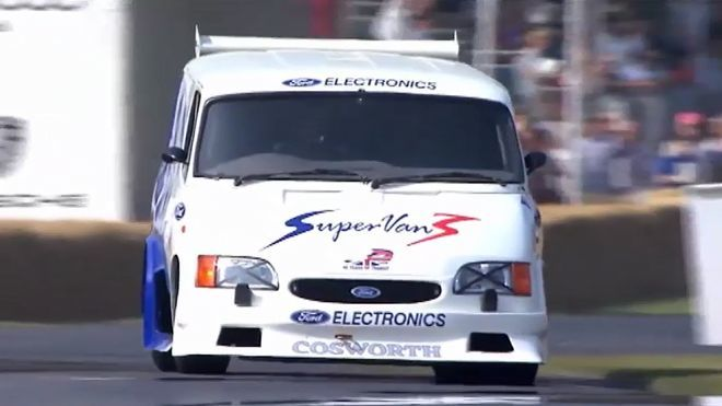 2014 Programa 45 - La furgoneta más rápida del mundo