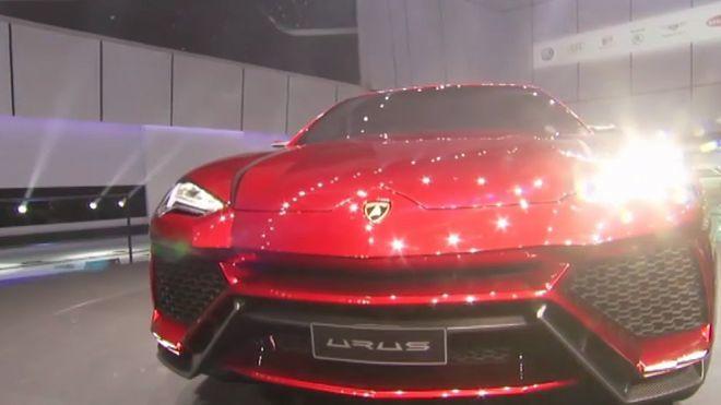 2014 Programa 48 - Lamborghini Urus